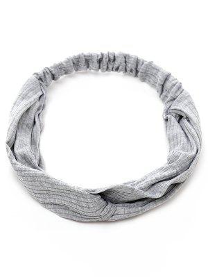 Elastisches gestreiftes Haarband