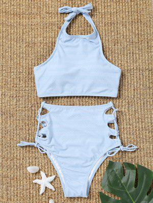 High Neck Swimwear Amp Bikini Halter Amp Two Piece Swimsuit