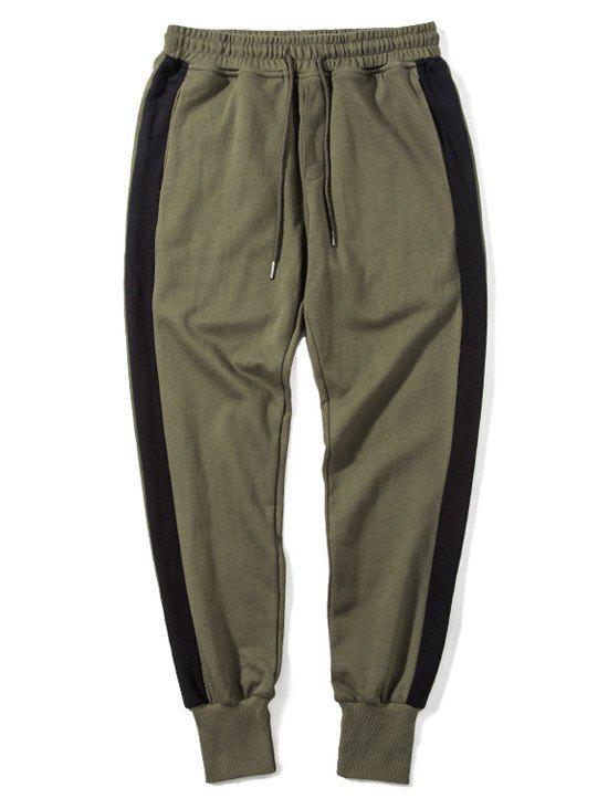 Side Striped Drawstring Sweatpants Men Clothes 235368301