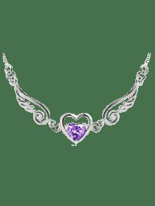 product purple necklace products image giftsatoz