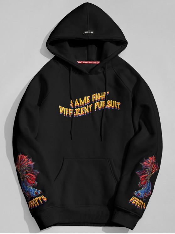 Cape Verde Flag MenKangaroo Pocket Sweatshirt Hoodie Sweatshirt For Men