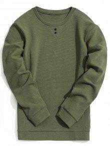 Verde Para Hombre Sudadera Textura 2xl Con Ejercito wXznP4Bq