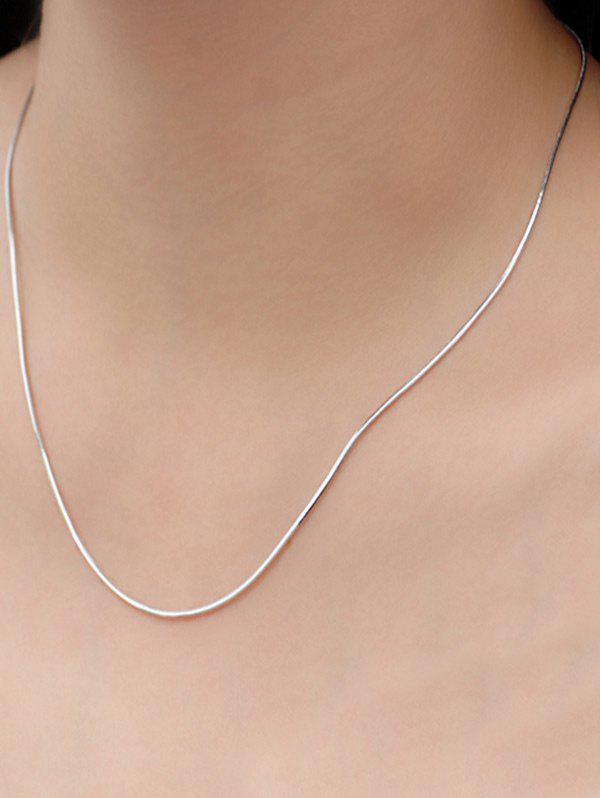 Schlangenkette Halskette