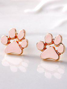 Cute Puppy Claw Stud Tiny Earrings