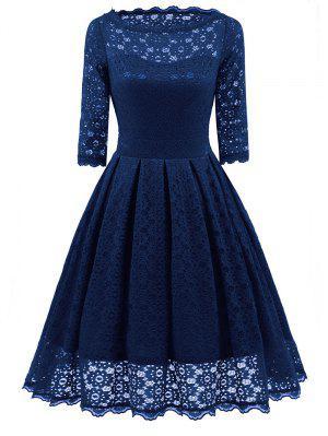 formal dresses no color difference black red short