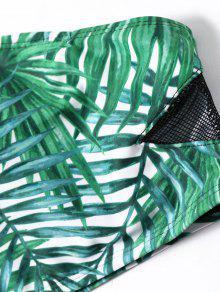Leaf Bikini Verde Conjunto Size 3xl Halter De Plus tFRRwZq