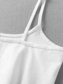 A 243;n Camiseta Mangas Presi Con Sin S Botones Blanco RcR1qwTaUA