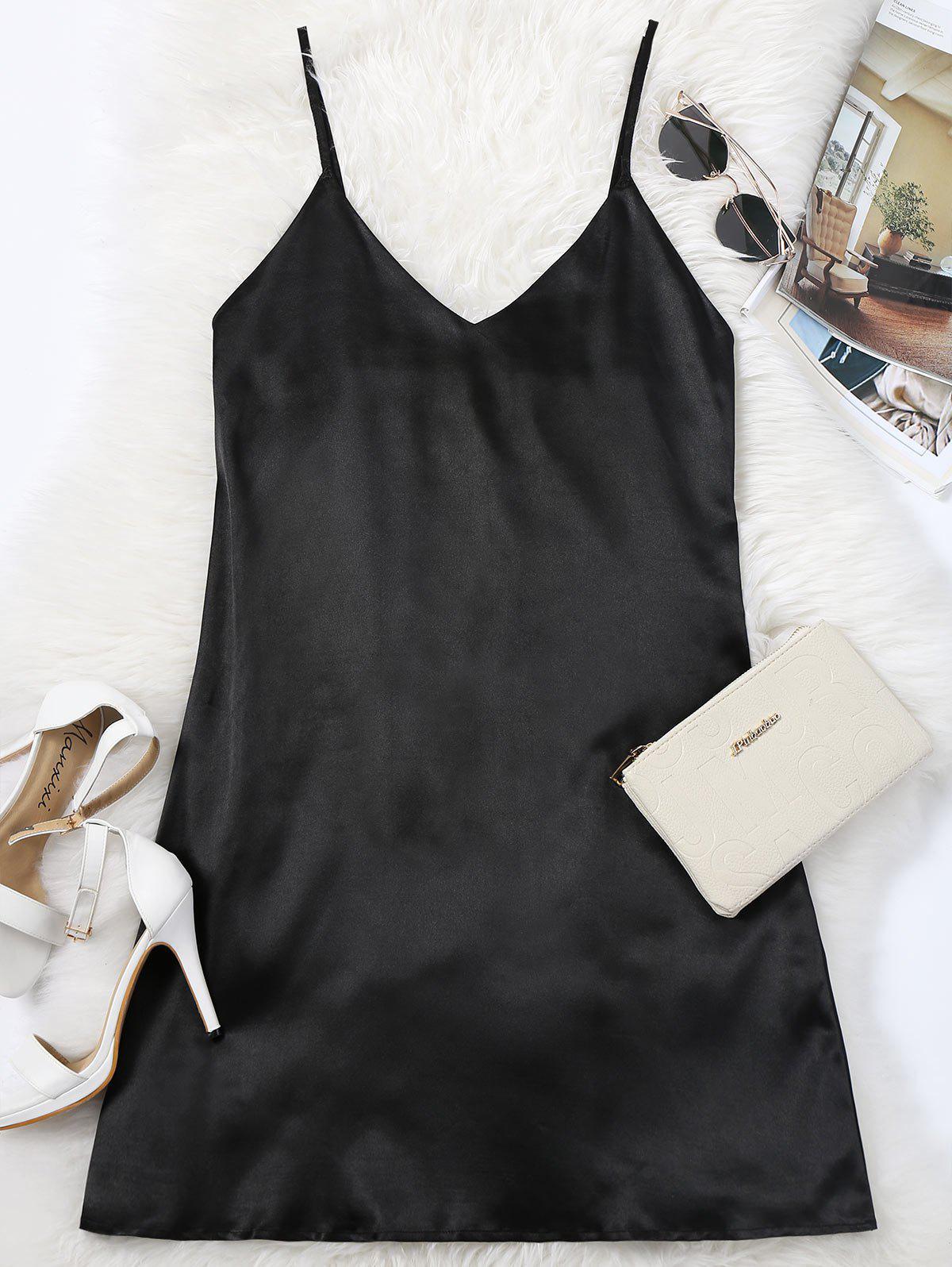Cami Mini Summer Dress