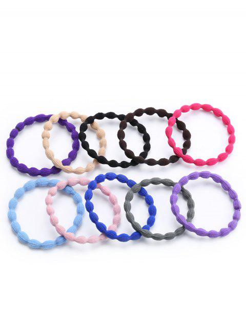 hot Elastic Hair Band Set -   Mobile