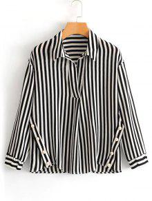 Blusa Faux Raya S Stripes Pearls SREwqRB