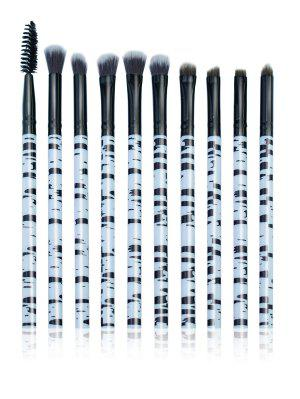 Professional Synthetic Fiber Hair Eye Makeup Brush Set