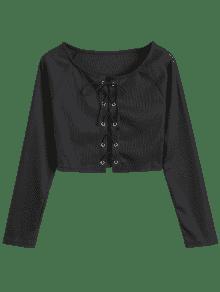 Camiseta Delanteros Negro S Con Cordones Con Cordones r1BqArZx8w