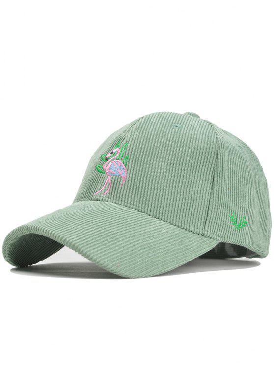 قبعة بيسبول بتطريزة طائر الفينيق - مكان صنع المال