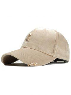 Sombreros De Metal Y Decoración De Bar Sombrero De Béisbol - Beis