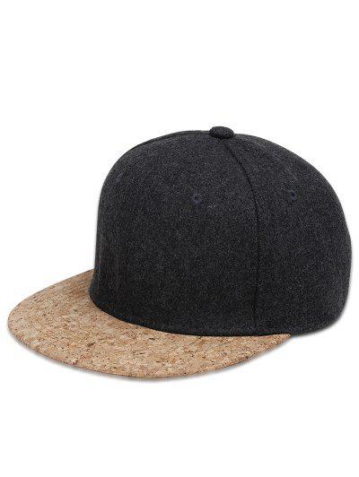 Hip Hop Style Flat Brim...