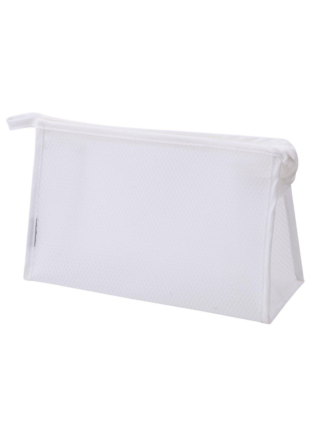 Mesh EVA Cosmetic Waterproof Makeup Bag 242120401