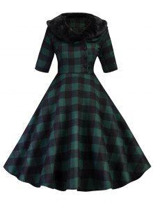 خمر منقوشة تناسب ومضيئة اللباس - أخضر 2xl