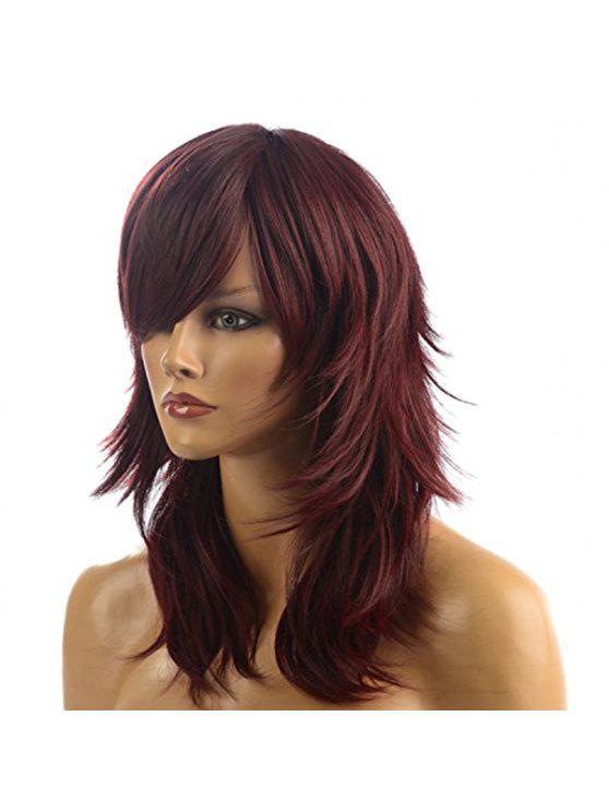Long Layered Straight Hair 2020 87