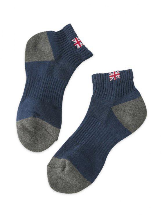 الجوارب خلخال تصميم العلم الاتحاد - كاديتبلو