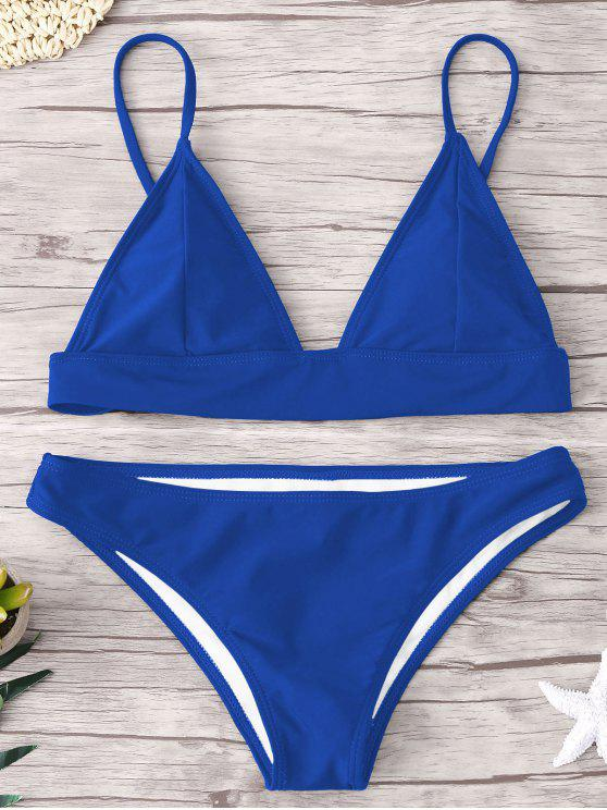 Gepolsterter Bikini Set - König  S