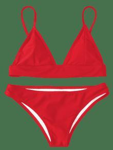 Padding Bikini Set Outfits