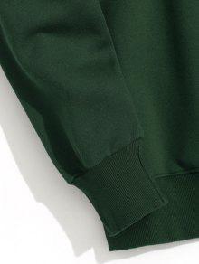 Pul 243;ver 2xl Sudadera Capucha Oscuro Verde Con rraqdwZxHT