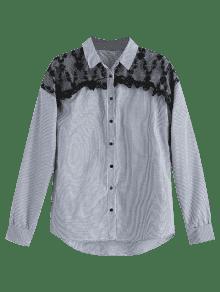 De Rayas S Cord Del Las Raya 243;n De Remiendo Camisa 1qwx4dTw