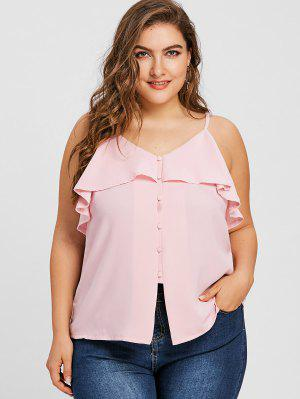 Ruffle Plus Size Camis