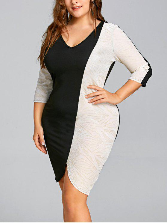 Robe moulante taille 32
