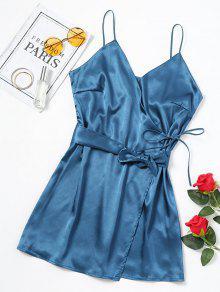 Vestido De Noiva Bowknot Belly Cami - Oásis S