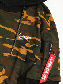 Hoodie Pocket De Ropa Pullover 2xl Hombre Pouch Camuflaje Acu BEqwRdOx