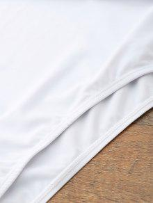 Blanco Plus Traje Ba o De Size Plunge 4xl YwpYFqv