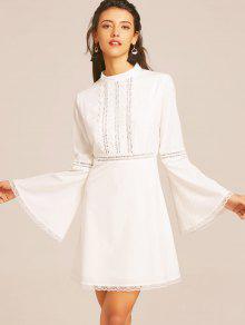 634fd9d374 Bell Sleeve Dress
