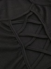 Tirantes Con Xl Top Self Negro Tirantes De Tie qE66tfA