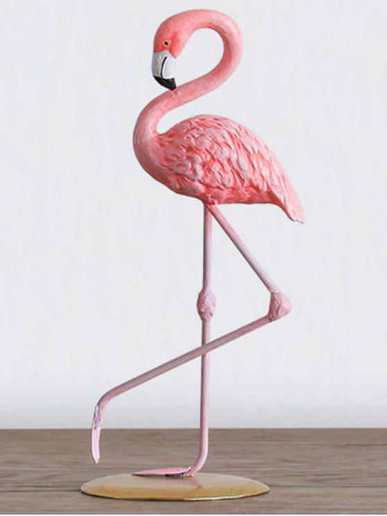fancy Creative Craft Gift Flamingo Desktop Decoration - PATTERN B