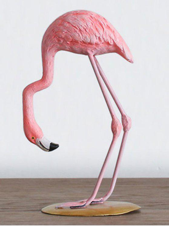 Creative Craft Gift Flamingo Desktop Decoration - Padrão C
