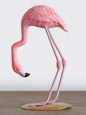 Creative Craft Gift Flamingo Desktop Decoration