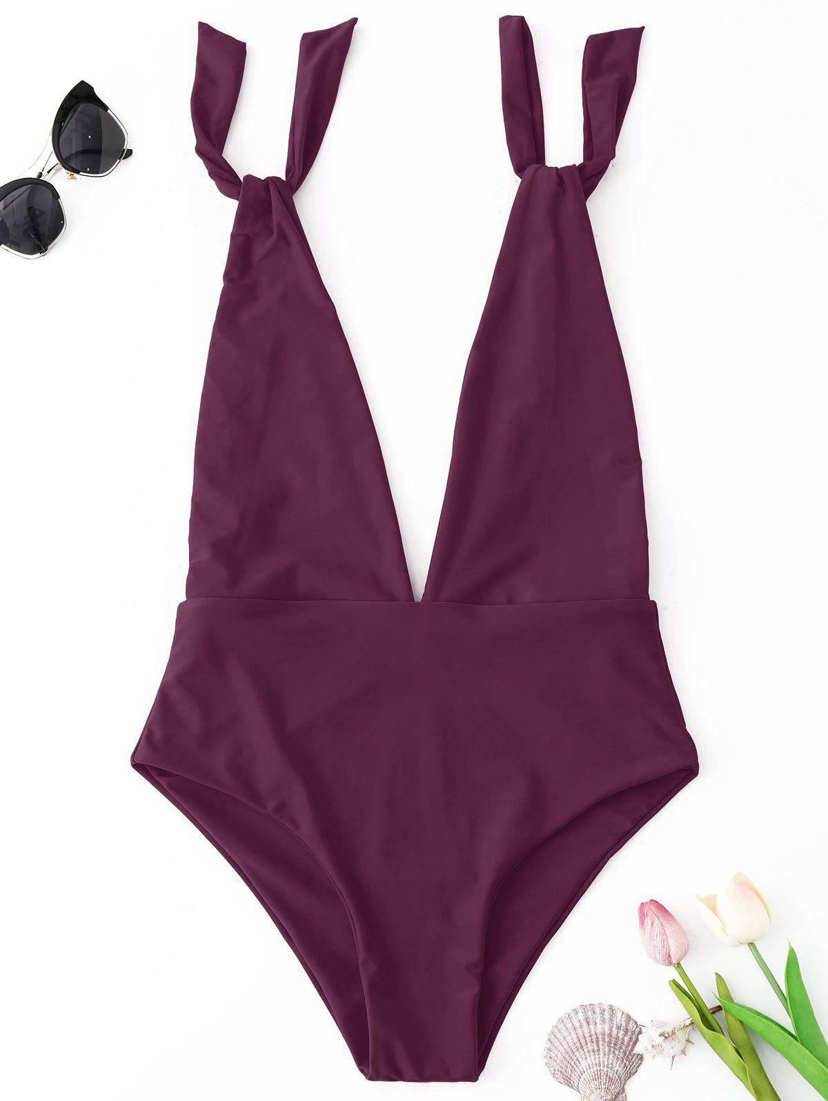 Plunge One Piece Swims