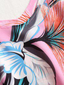 De Top Floral Cami Estampado Rosado Xl qWaa1n5wOr