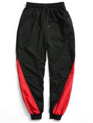 Two Tone Jogger Pants
