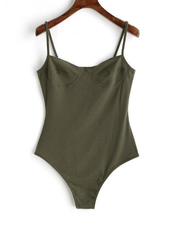 نحيل محبوك براليت ارتداءها - الجيش الأخضر S