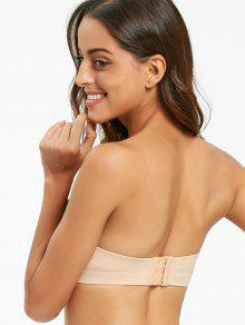 69b02fa2740 13% OFF  2019 Strapless Push Up Bandeau Bra In COMPLEXION