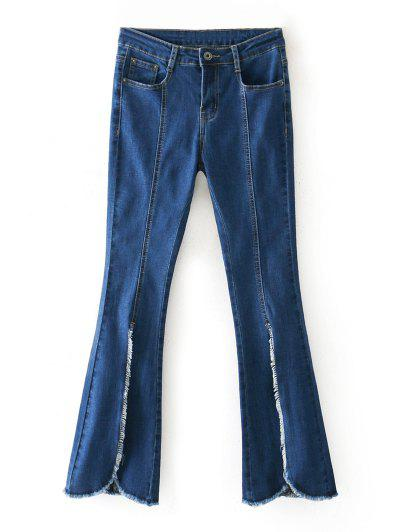 Boot Cut Jeans @...