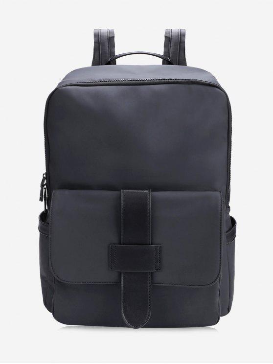 حقيبة كمبيوتر محمول متعددة الأغراض - أسود