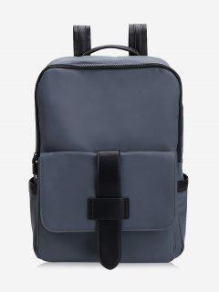 Multipurpose Laptop Backpack - Deep Gray
