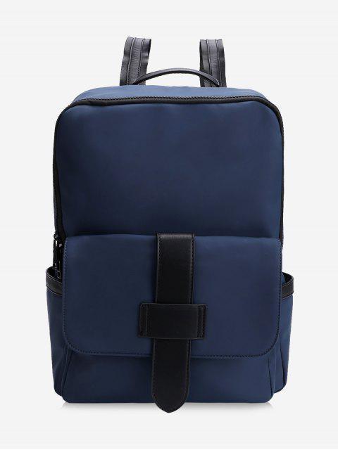 2018 sac dos pour ordinateur portable multifonctions en royal taille zaful. Black Bedroom Furniture Sets. Home Design Ideas