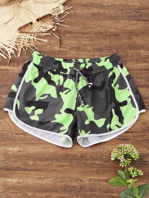Pantalones cortos de playa de Camo