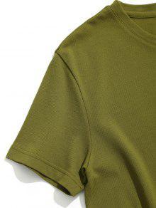 Manga Sin Corta De Mangas 3xl Verde Camiseta Ejercito xZqwOAFx