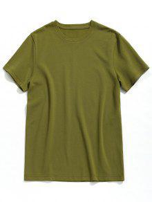 Verde Sin 3xl Corta Ejercito Mangas Manga De Camiseta FYxnTBF