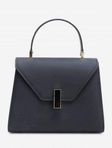 حقيبة يد مينيماليست مع حزام - أسود
